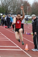 Gallery: Girls Track Arnie Young Invite